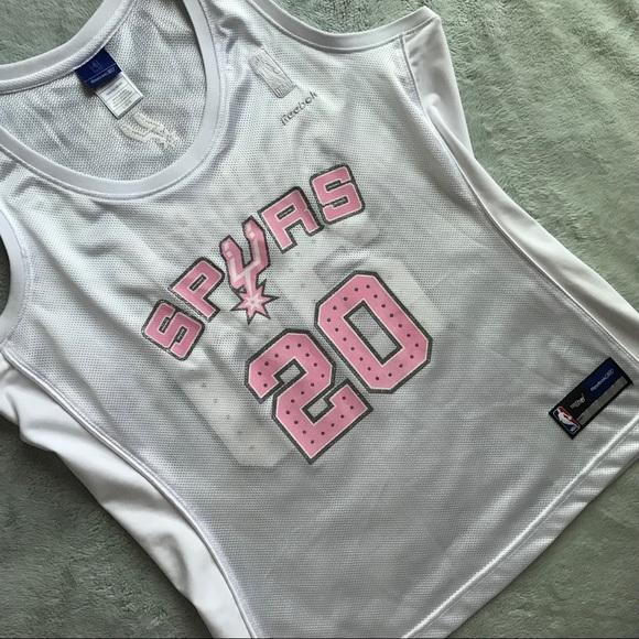 San Antonio Spurs Manu Ginobili  20 Glitter Jersey.  M 5adfc87c84b5ce582b6e28c5 f7a0de74f